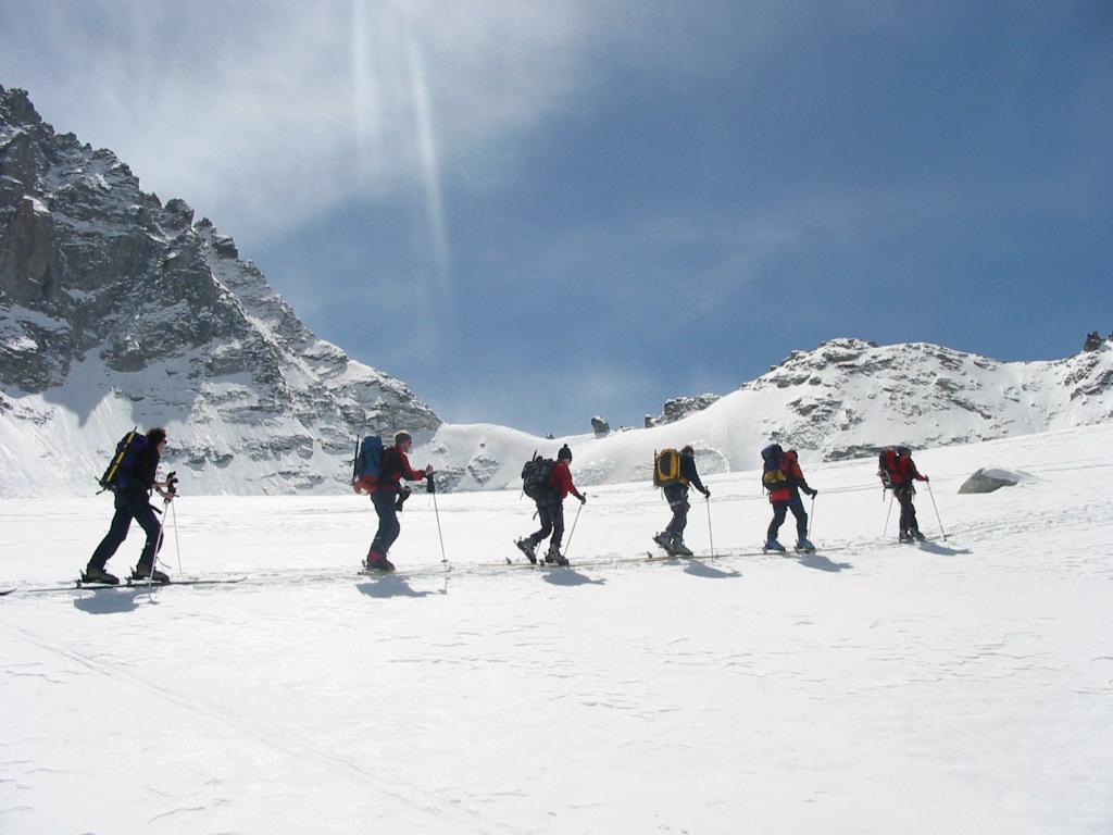 Sci Alpinismo A Cogne