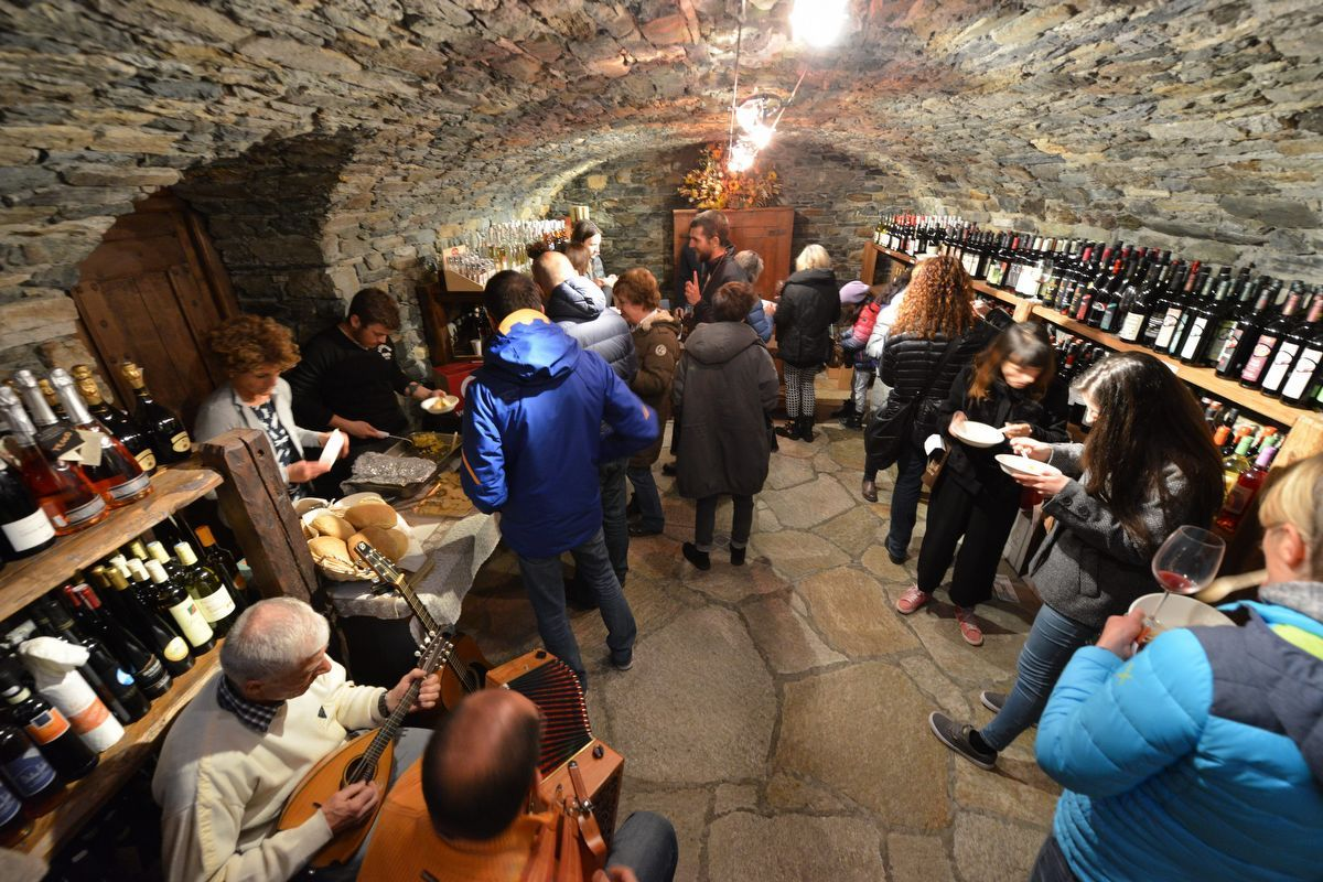 Cantine Gourmet 2019 - Cogne - Aosta Valley