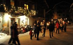 Winter programme in Cogne, Aosta Valley