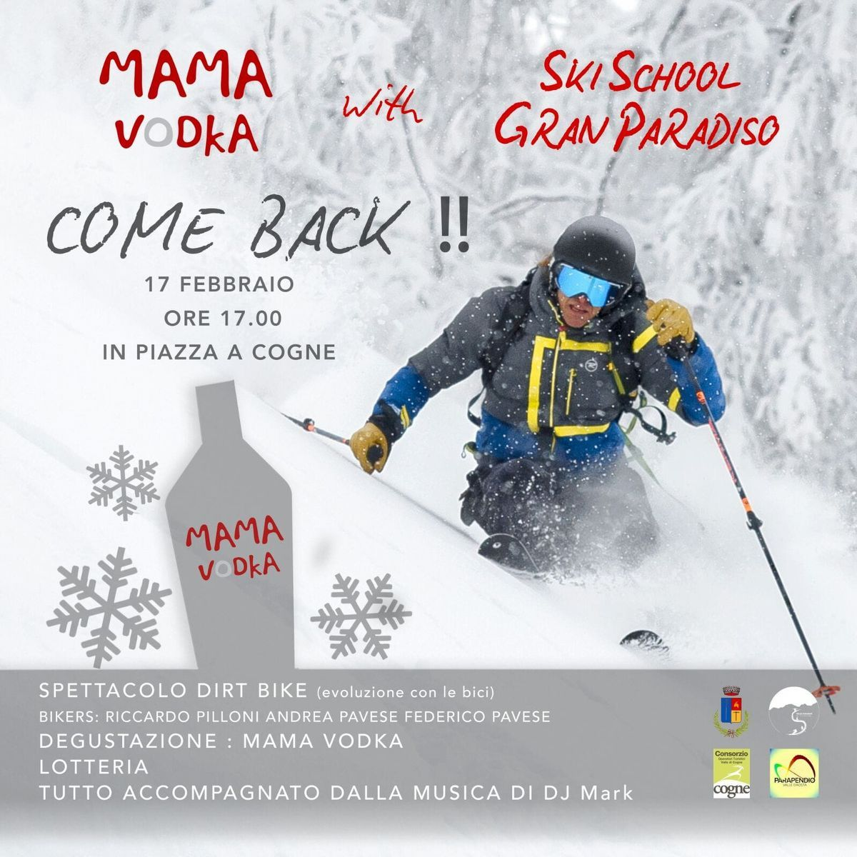 Carnival party - Cogne - Aosta Valley