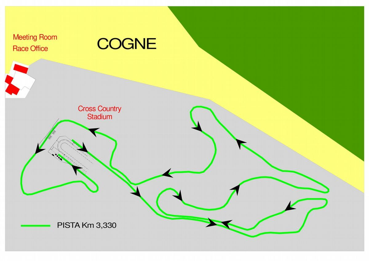 Track 3,3 km - Cogne - Aosta Valley