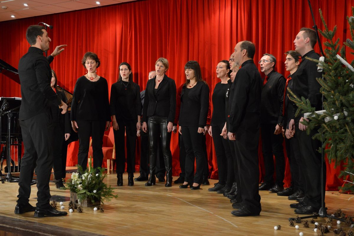 Ensemble vocal de SI de LA