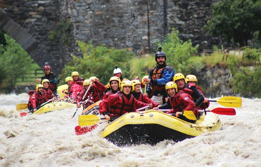 Rafting Republic - Aymavilles - Aosta Valley