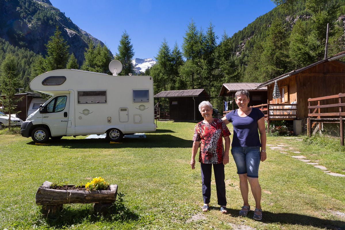 Village of Lillaz / Campsite Al Sole *