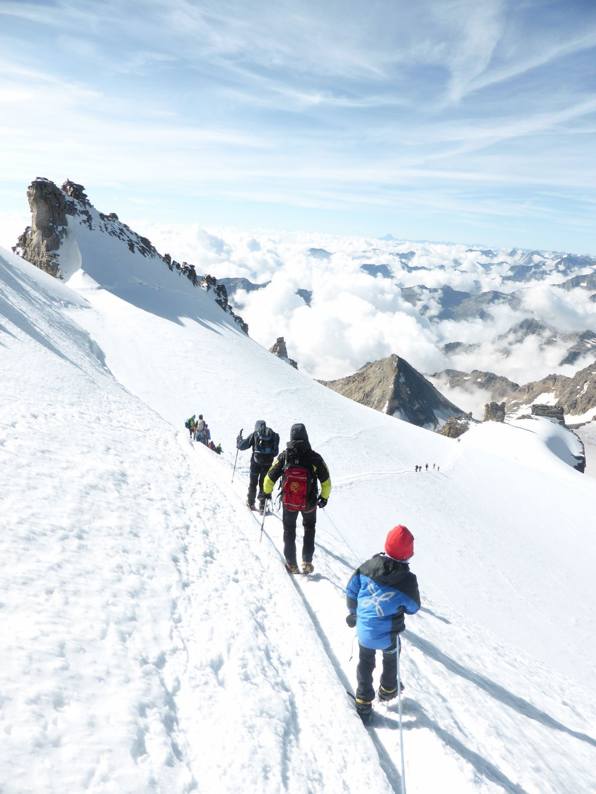 Mountaineering in Cogne - Aosta Valley