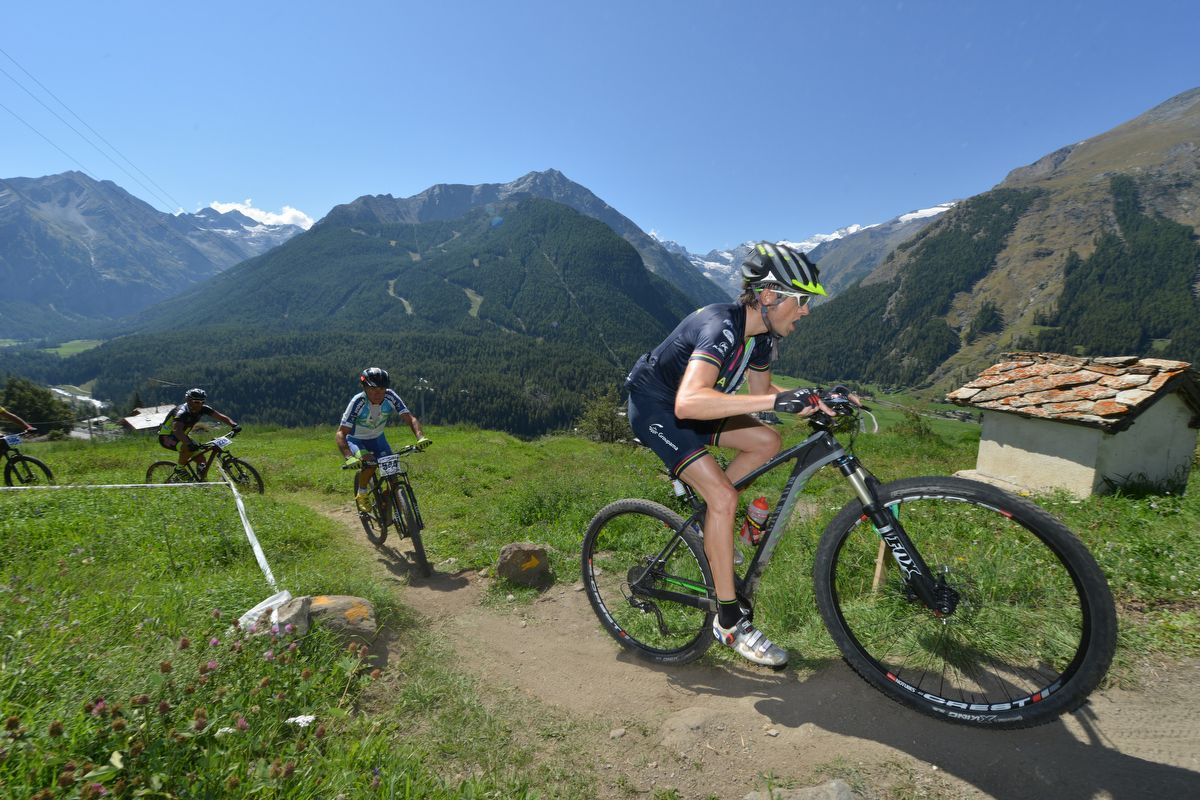 Mountain Bike a Cogne - Aosta Valley