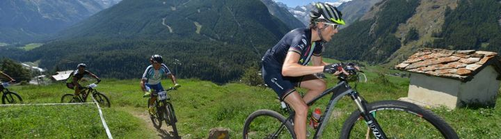 Mountain Bike a Cogne - Valle d'Aosta
