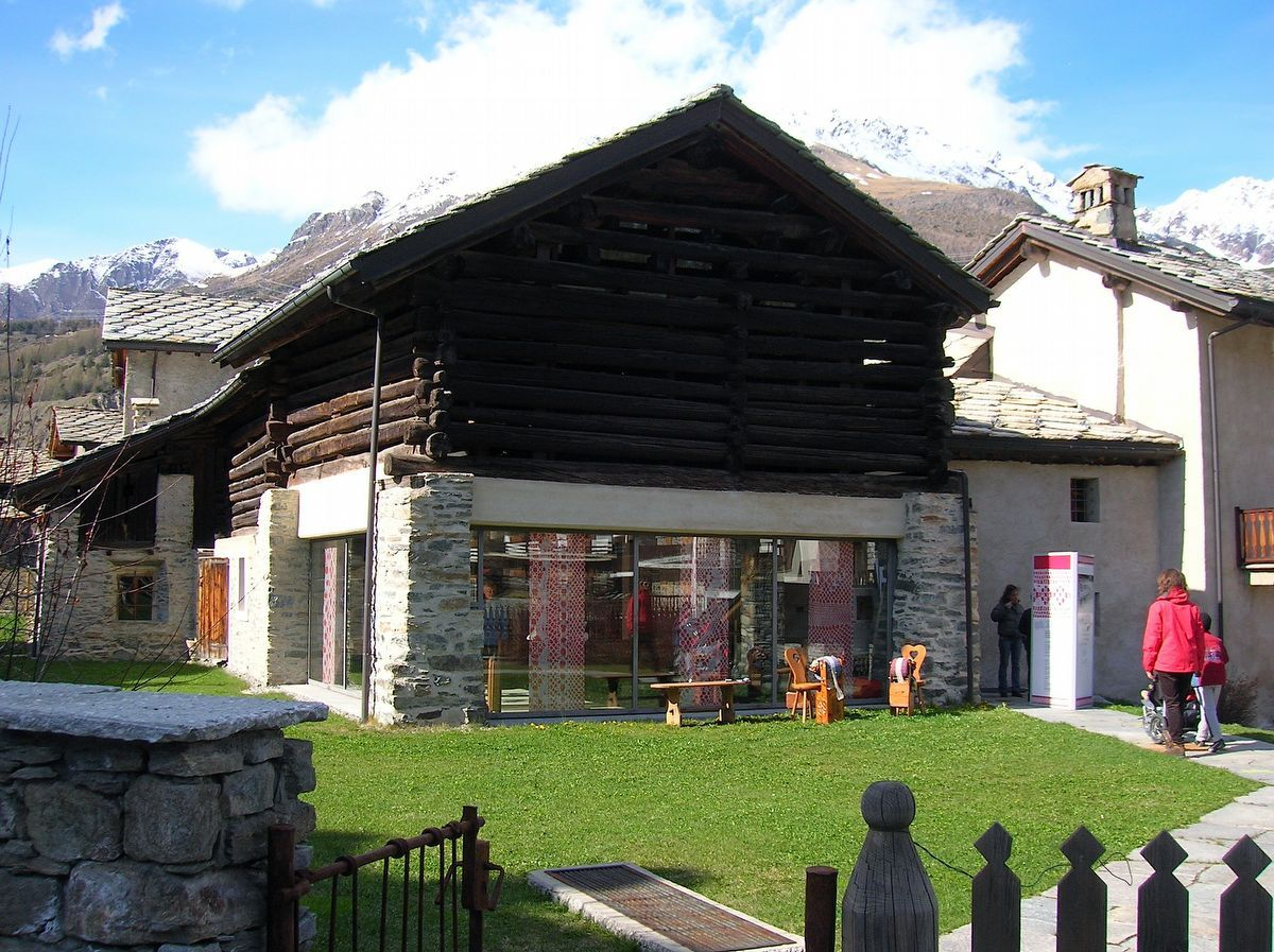 Gérard Dayné House in Cogne - Aosta Valley