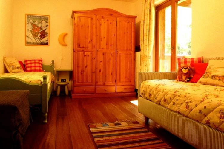 Single bedroom in apartment Sylvenoire C in Cogne