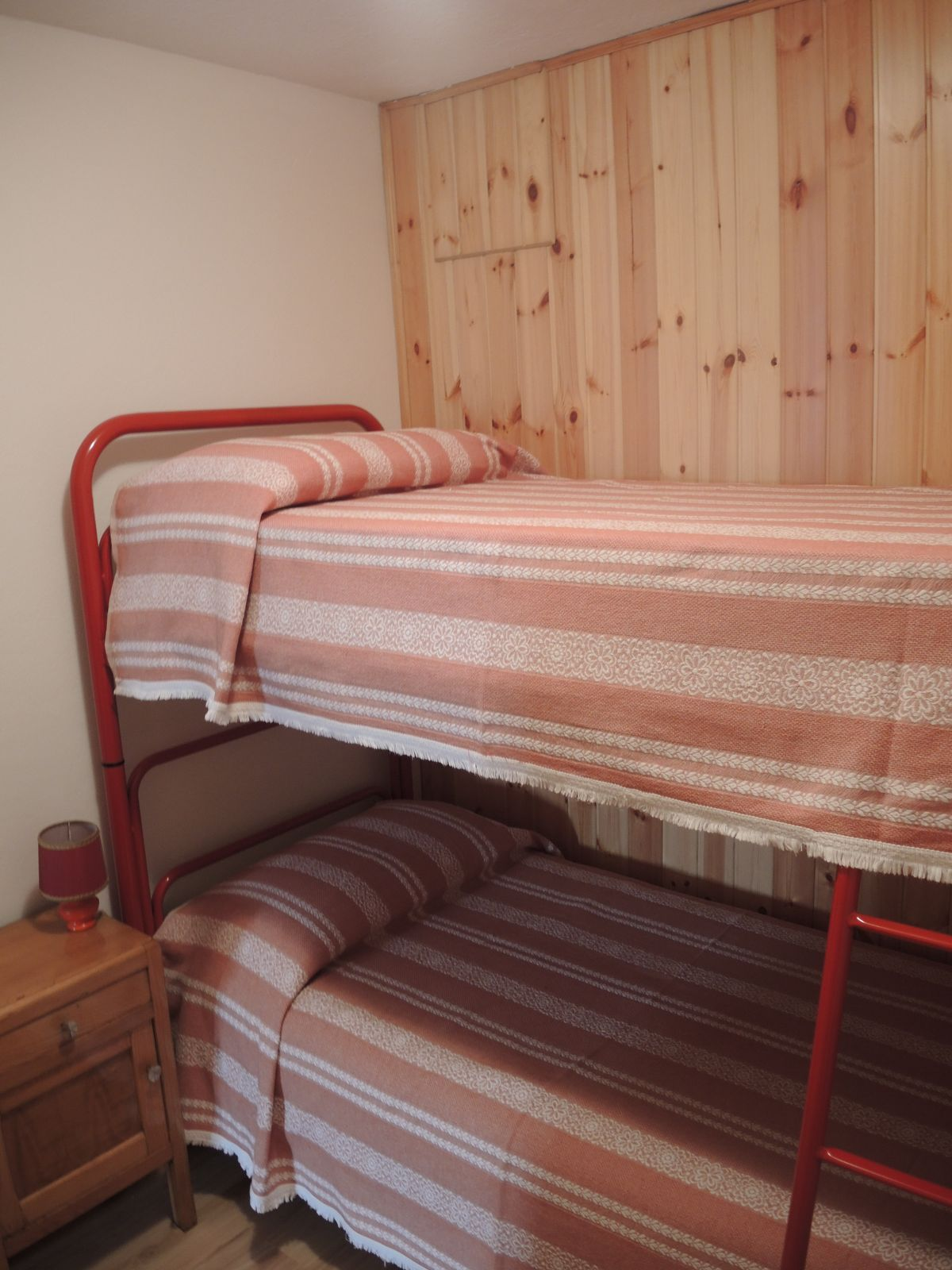Small bedroom of the apartment Lou Bon Beu in Cogne